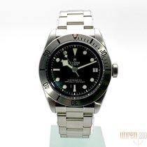 帝陀 (Tudor) Heritage Black Bay Steel Ref. 79730-0001