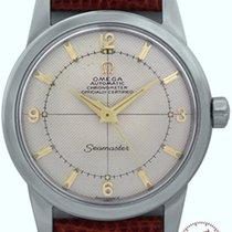 Omega Mans Automatic Wristwatch Seamaster Chronometer