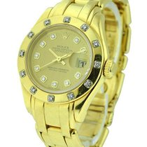 Rolex Used Used Masterpiece Lady Yellow Gold