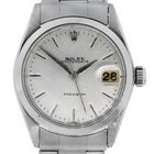 Rolex Precision 6694 Stainless Steel Silver Dial Ladies Watch