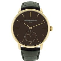 Frederique Constant Slim Line Moonphase 18K Solid Rose Gold