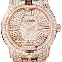 Roger Dubuis Velvet Automatic - High jewellery