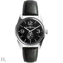 Bell & Ross BR 123 Officer Black