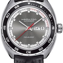 Hamilton Pan Europe H35415781 Herren Automatikuhr Mit Wechselband