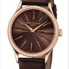 Patek Philippe 4897R-001 Rose Gold Ladies Calatrava Watch