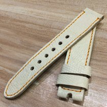 Panerai 24/22 beige croco band fit for 44mm case