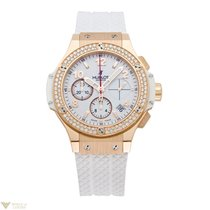 Hublot Big Bang Porto Cervo 18K Rose Gold Men's Watch