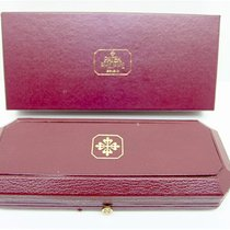 Patek Philippe Box for Patek Philippe leatherstrap models