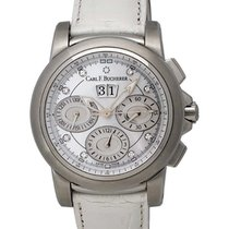 Carl F. Bucherer Carl F.  Patravi ChronoDate Ladies Watch –...