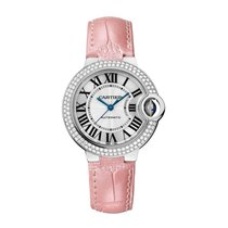 Cartier Ballon Bleu Automatic Ladies Watch Ref WE902037
