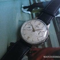 Heuer Vintage watch Chronograph Heuer Leonidas 50s OVERSIZE ++++