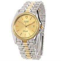 Tudor Monarch 15623 Men's Watch in 18K Yellow Gold &...