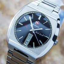 雷达 (Rado) Purple Gazelle Stainless Automatic Swiss Watch For...