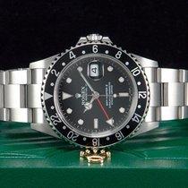 Rolex GMT-Master II Stahl aus 2005 Referenz 16710  NEUE REVISION