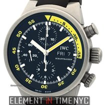 IWC Aquatimer Collection Aquatimer Chronograph Titanium 42mm...