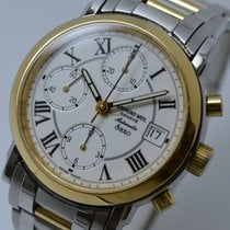 Raymond Weil Saxo Automatic Chronograph Steel/Gold Plated 1...