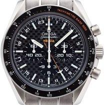 Omega Speedmaster HB-SIA Co-Axial GMT Chrono 321.90.44.52.01.001