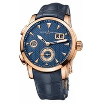Ulysse Nardin Dual Time 42mm 3346-126LE/93