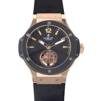 Hublot Big Bang Solo Tourbillon 18K Solid Rose Gold