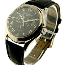 Patek Philippe 5035G Annual Calendar with Black Dial