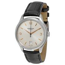 Montblanc Heritage Chronométrie Automatic Silvery-White Dial...