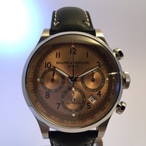 Baume & Mercier Capeland Chronograph 42mm (NEW)