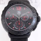 TAG Heuer Formula 1 Chronograph black red One 42 Sportswatch...