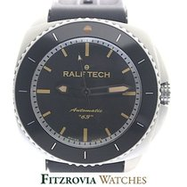 Ralf Tech 1963 Dive Watch Mint Condition Intl wty rrp £2300