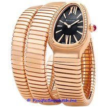 Bulgari Tubogas Serpenti Ladies SPP35BGDG2T Pre-Onwed