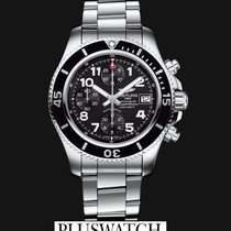 Breitling SuperOcean Chronograph 42mm Black Dial G