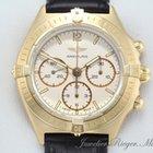 Breitling Callisto 80520 Gelbgold 750 Chronograph Handaufzug