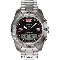 Tissot Racing-Touch Black Dial T013.420.11.057.00