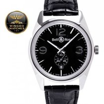 Bell & Ross - VINTAGE BR OFFICER BLACK