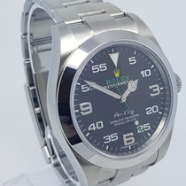 Rolex Air-King 2016 Mens 40mm Steel Watch