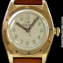 Rolex 3372 Bubbleback Oyster Perpetual 14k Automatic