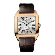 Cartier Santos Dumont Manual Mens Watch Ref W2020067