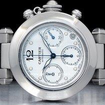 Cartier Pasha C Chrono W31039M7 / 2412