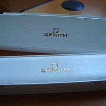 Zenith Vintage Uhren Box