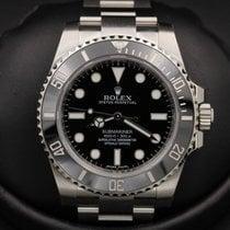 Rolex Submariner - No Date - Ceramic - 114060 - RANDOM Serial...