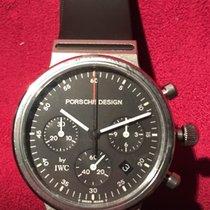 IWC Porsche Design, steel chrono