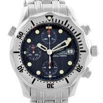 Omega Seamaster Chronograph Automatic Mens Watch 2598.80.00...