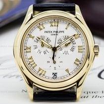 Patek Philippe 5035J-001 Annual Calendar Cream Dial 18K Yellow...