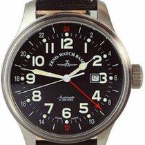 Zeno-Watch Basel OS Pilot GMT Dualtime