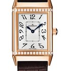 Jaeger-LeCoultre Reverso Duetto Rose Gold
