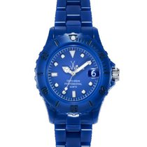 Toy Watch Fluo Small Blue Jeans Ref. Fl57bj