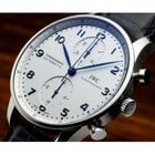 IWC [JULY SPECIAL] Portuguese Chronograph Automatic IW3...