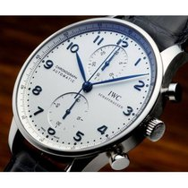 IWC [JULY SPECIAL] Portuguese Chronograph Automatic IW371446