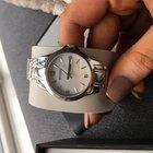 Bulova Ladies diamond silver