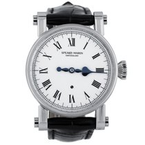 Speake-Marin Piccadilly Shimoda PS3E8S steel enamel dial