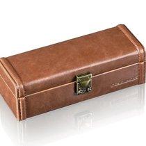 Designhütte Uhrenbox Camel für 4 Uhren 70005/132